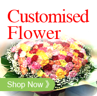 Customised Flower