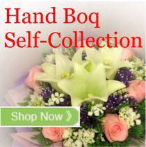 Hand Boq Self-Collection
