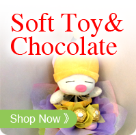 Soft Toys & Chocolate