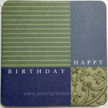AT001053 Birthday Card