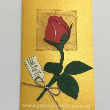AT00256 Just For You Card