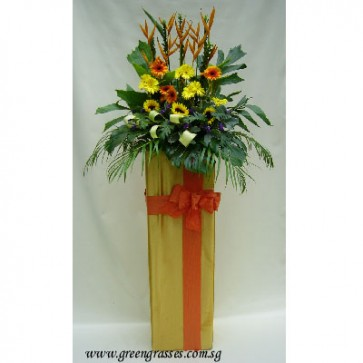 CY11003 Opening Floral Stand