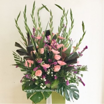 CY13526 Opening Floral Stand