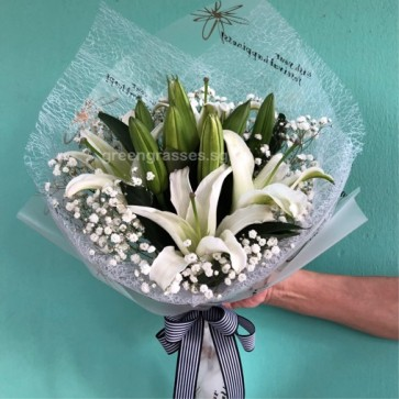 HB08036-SW-Wh Lily