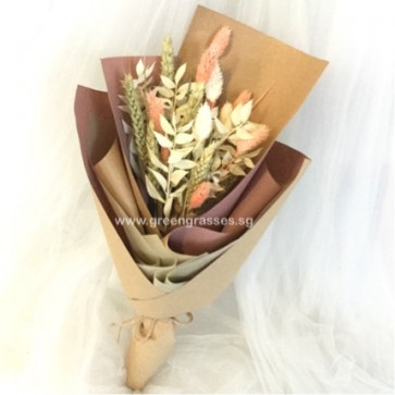 HBD04554 Dried Bouquet
