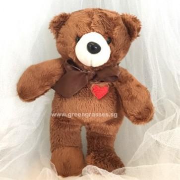 "VAB01002-7"" Brown Bear"