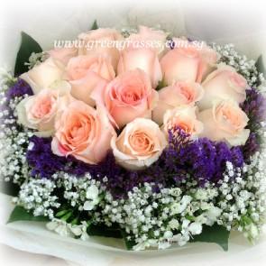 HB08716-LLGRW-16 Pink Rose