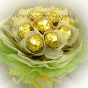 SR07025-PGRW-12 Rocher Chocolate