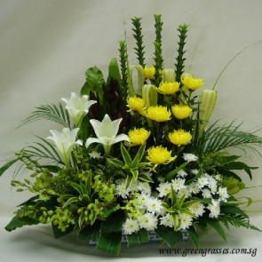 TF10502-Table Flower