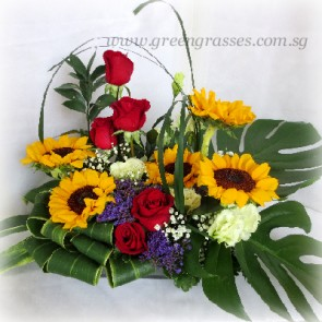 TF11525-Table Flower