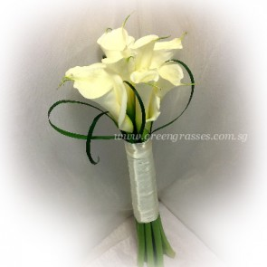 WB12510D ROM-9 Cr Wh Calla Lily