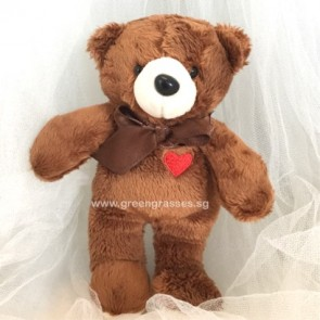 "AB007918-7"" Brown Bear"