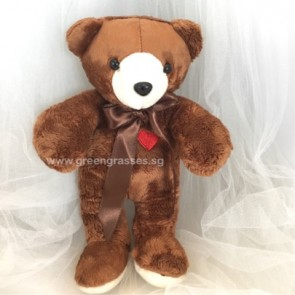 "AB012903-10"" Brown Bear"