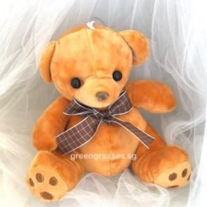 "AB015920-7"" Brown Bear"