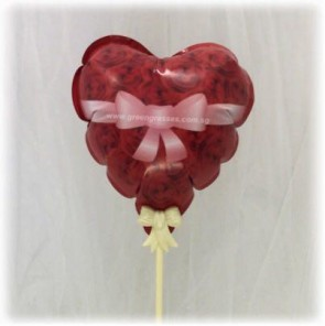 AL00513-14cm Heart Shape Balloon