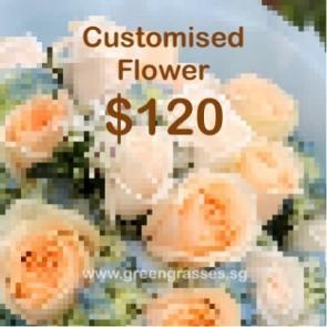 CM120099 Customised Flower