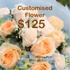 CM125099 Customised Flower