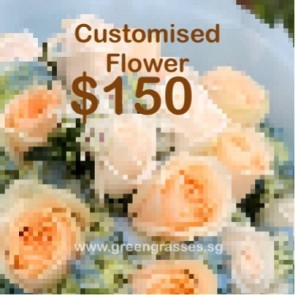 CM150099 Customised Flower