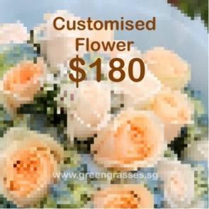 CM180099 Customised Flower
