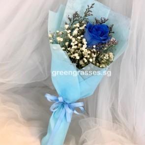 HB05067-SW-1 Ecuador Blue Rose