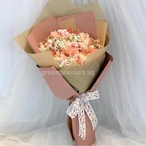 HBD07027-Dried Floral Bouquet