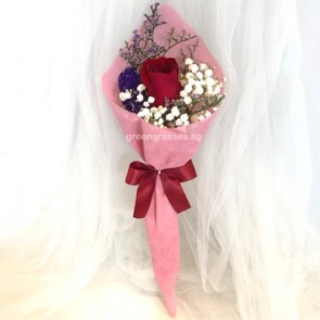 SCHB01540-Self Collect-SW-1 Red Rose