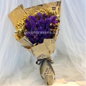 SCHBD03533-Self Collect-Dried Bouquet