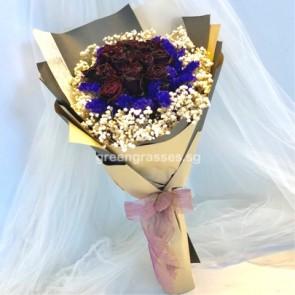 SCHBD05024-Self Collect-Dried Bouquet