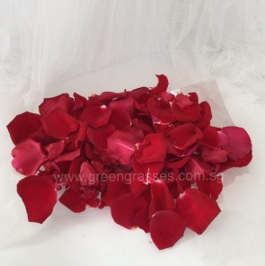 SCRP01234-Self Collect-Fresh Red Rose Petals