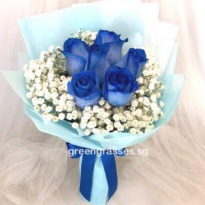 SCV11513-Self Collect-ORW-6 Ecuador Blue Rose