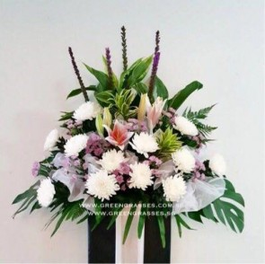 SF10014 Condolences Wreath