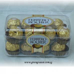 VAR01811-T16 Ferrero Rocher Chocolates