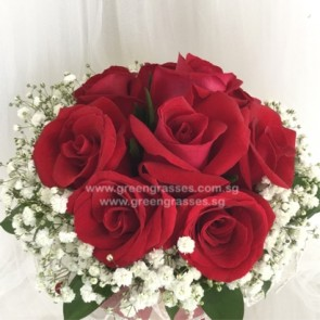 WB08818 ROM-9-Red Rose