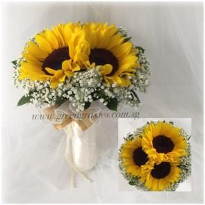 WB08539D(Bridal)-ROM-Wedding-3 Sunflower