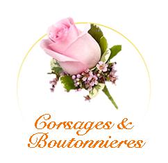 Corsages & Boutonnieres