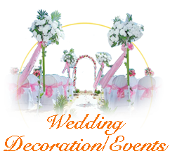 Wedding Decoration/Events